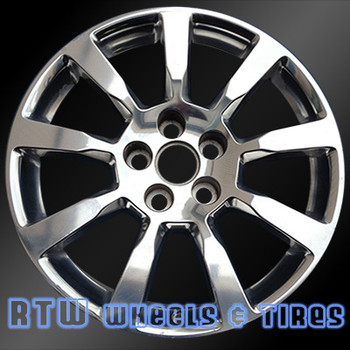 18 inch Cadillac CTS  OEM wheels 4627 part# 09597875