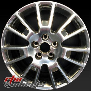 18 inch Cadillac STS  OEM wheels 4631 part# GM 09596614