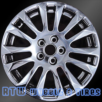 18 inch Cadillac CTS  OEM wheels 4669 part# 09598699