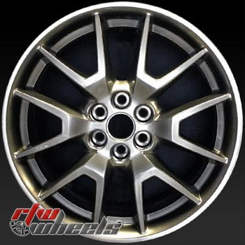 20 inch Cadillac SRX  OEM wheels 4709 part# 19300994