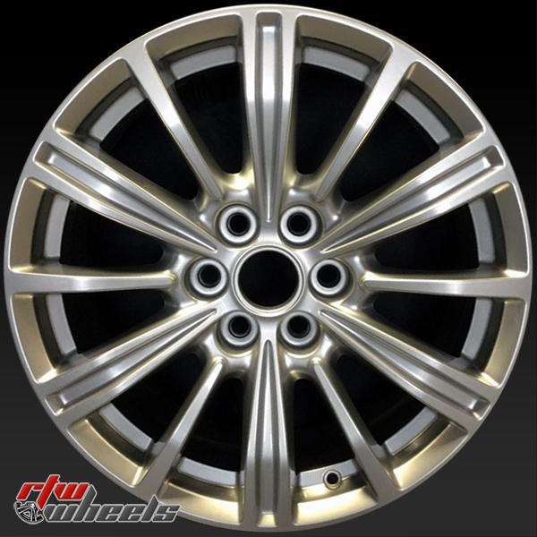 18 inch Cadillac XT5  OEM wheels 4798 part# 23101924
