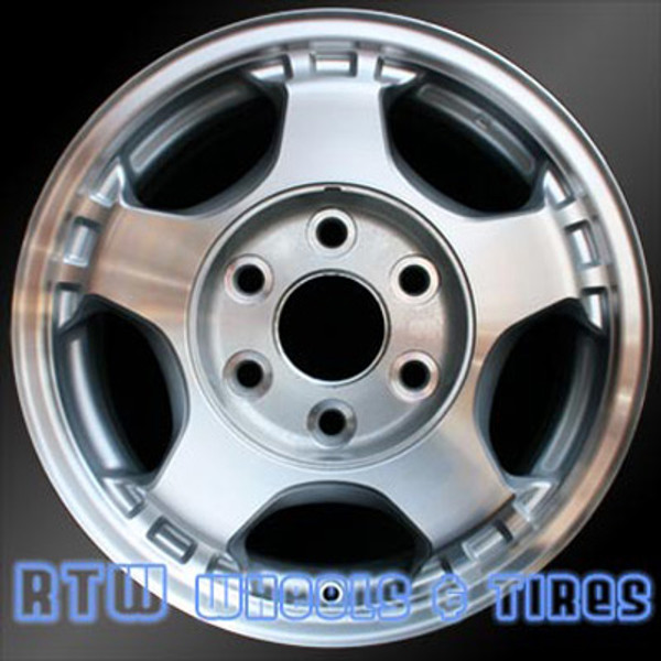 16 inch Chevy Silverado  OEM wheels 5073 part# 9592558