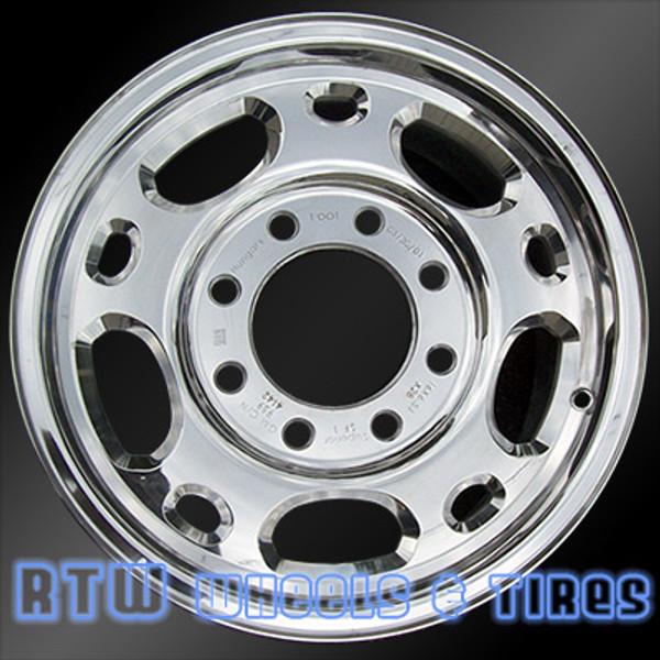 16 inch GMC Sierra  OEM wheels 5079 part# 12368964 TYK, 12487570 RWT
