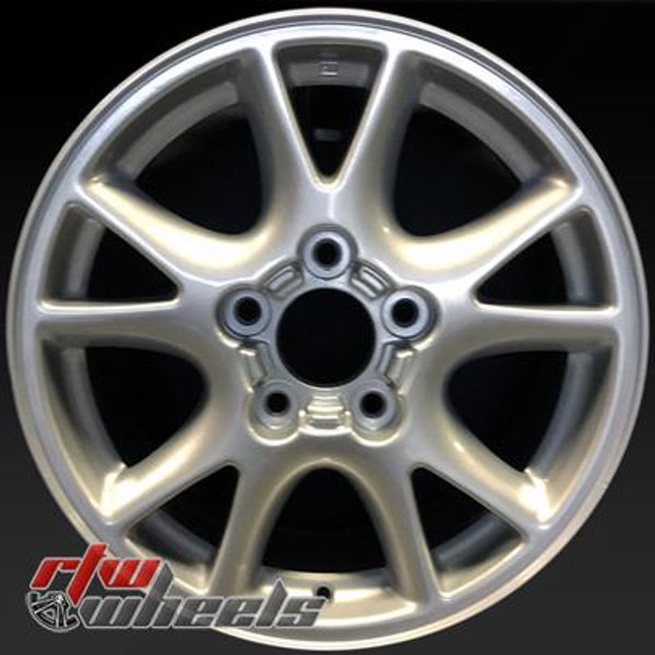 "Chevy Camaro wheels for sale 2000-2002. 16"" Sil rims 5089"