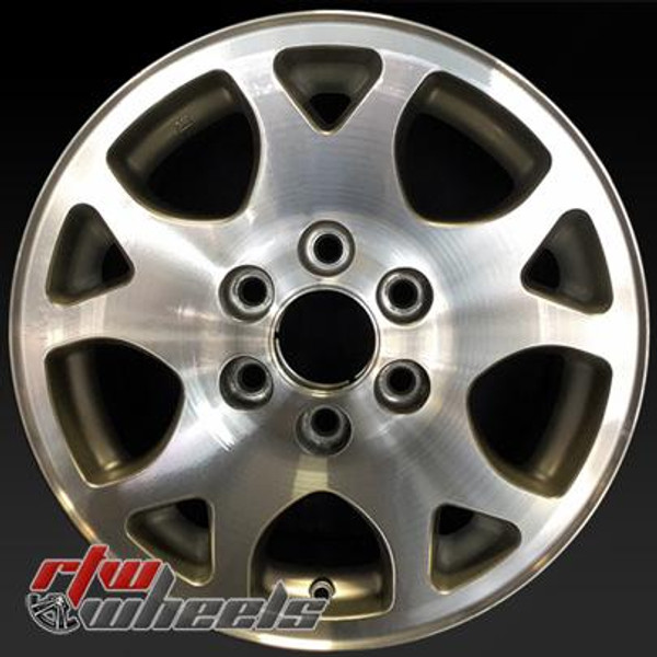 17 inch Chevy   OEM wheels 5117 part# 15766001