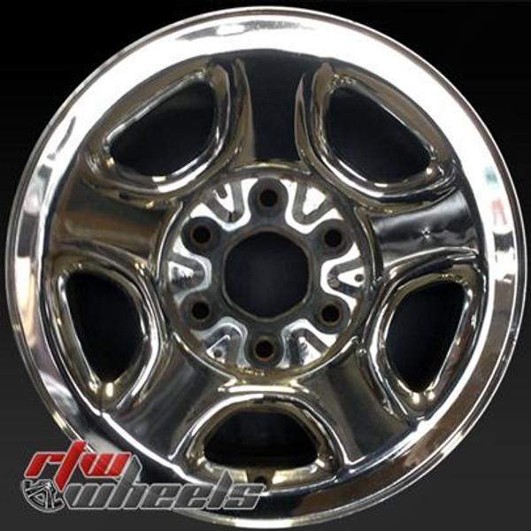 Chevy Suburban oem wheels for sale 2000 Chrome 5129