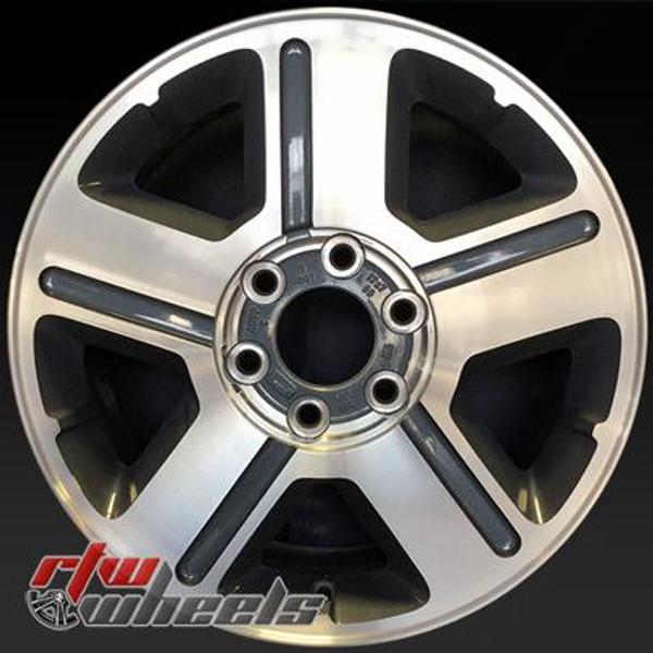 17 inch Chevy Trailblazer  OEM wheels 5179 part# 09594946, FBL