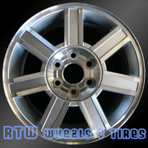 18 inch Cadillac Escalade  OEM wheels 5303 part# 09595459, HAP