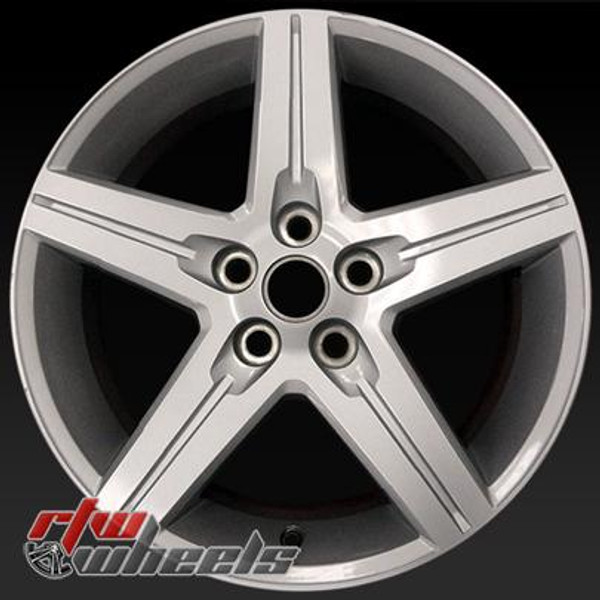 18 inch Chevy Camaro  OEM wheels 5439 part# 92197466