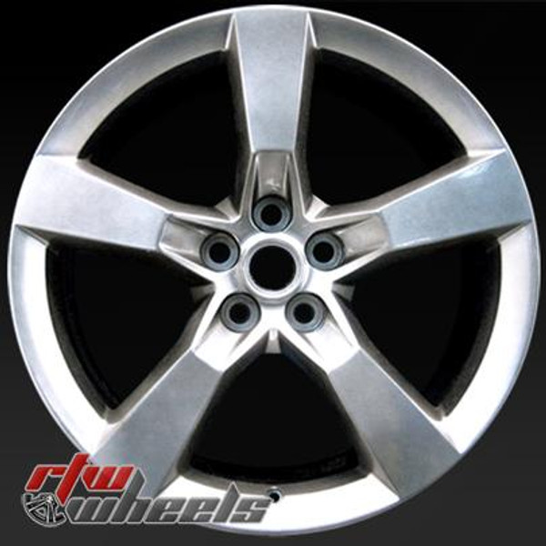 20 inch Chevy Camaro  OEM wheels 5443 part# 92230892