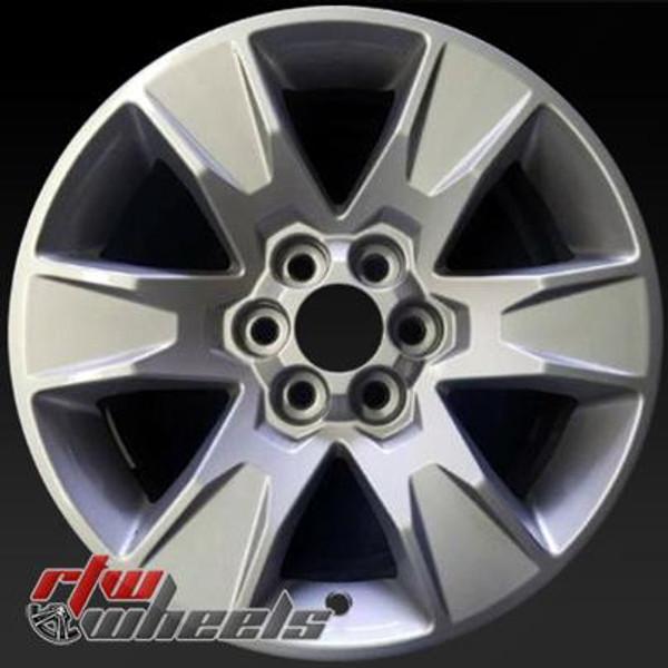 17 inch GMC Canyon  OEM wheels 5693 part# 94775677