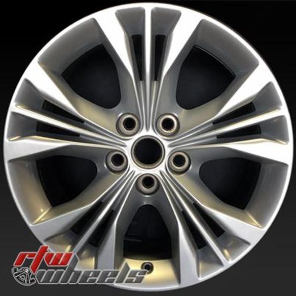 18 inch Chevy Impala  OEM wheels 5710 part# 23105066