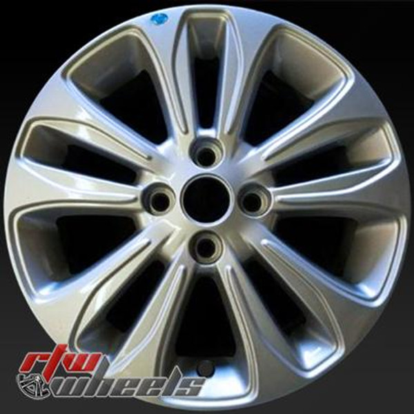 15 inch Chevy Spark  OEM wheels 5720 part# 95192363