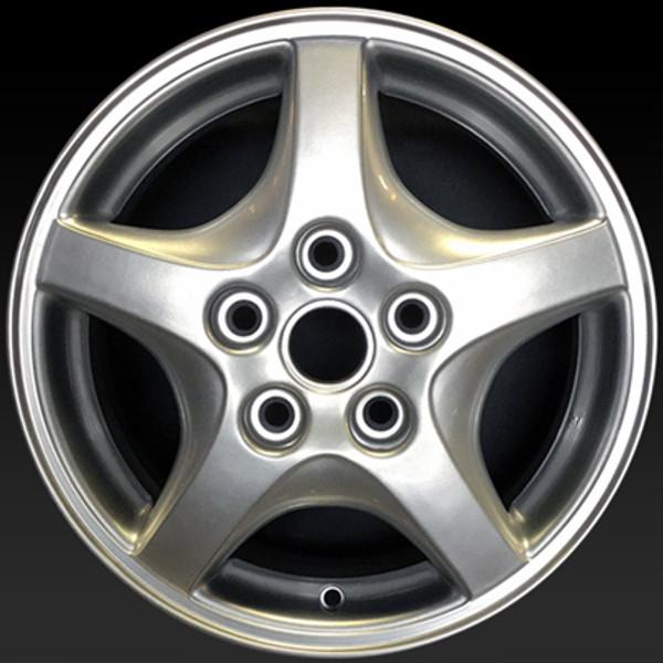 15 inch Pontiac   OEM wheels 6528 part# 09592392