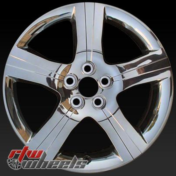 18 inch Pontiac   OEM wheels 6633 part# 09597693, HJJ
