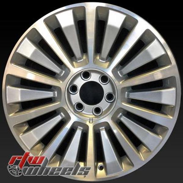 22 inch Lincoln Navigator  OEM wheels 10026 part# FL7Z1007D, FL741007GB