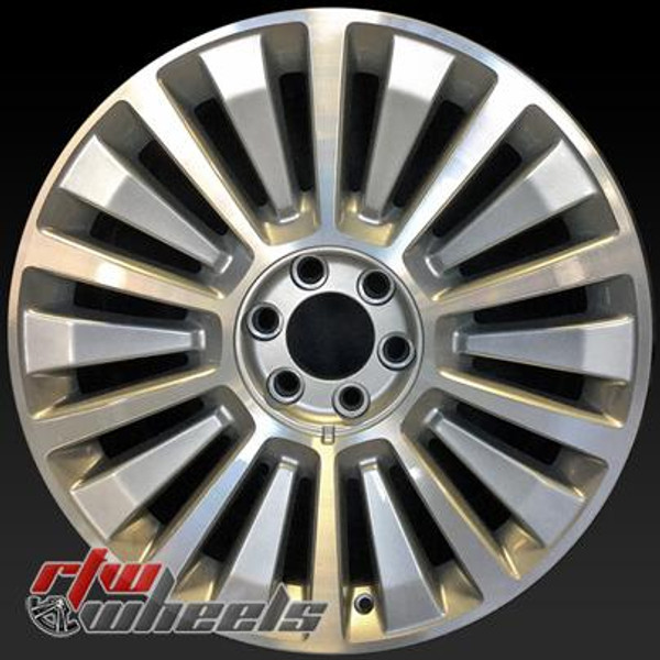 22 inch Lincoln Navigator  OEM wheels 10026 part# FL741007GB