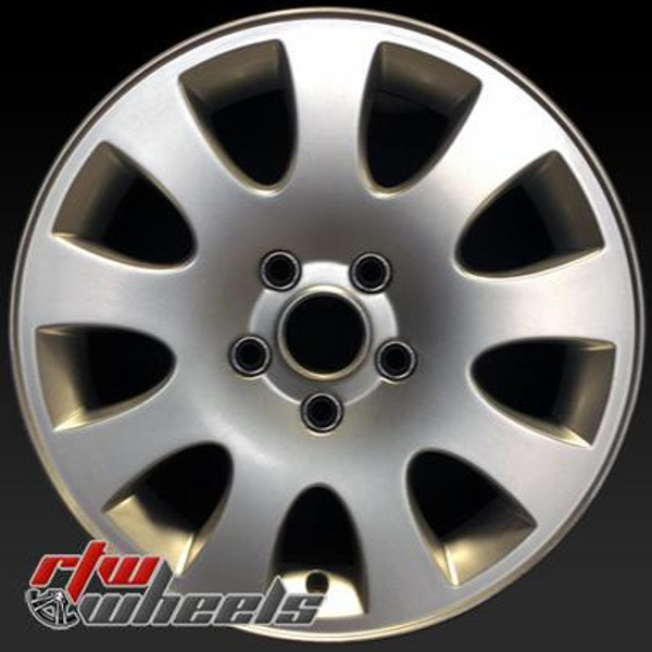 16 inch Audi   OEM wheels 58717 part# 4B0601025KZ17
