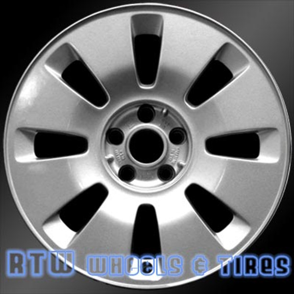 17 inch Audi A6  OEM wheels 58734 part# 4B3601025MZ17, 4B3601025MZ17