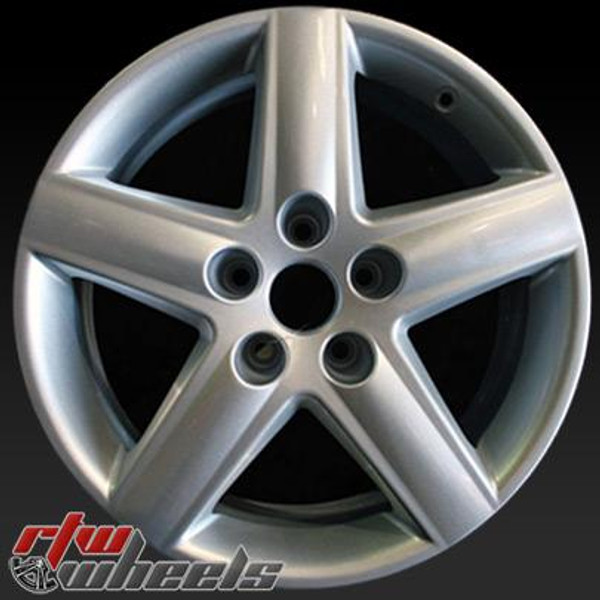 17 Audi A4 Oem Wheels For Sale 2002 2011 Silver Rims 58749