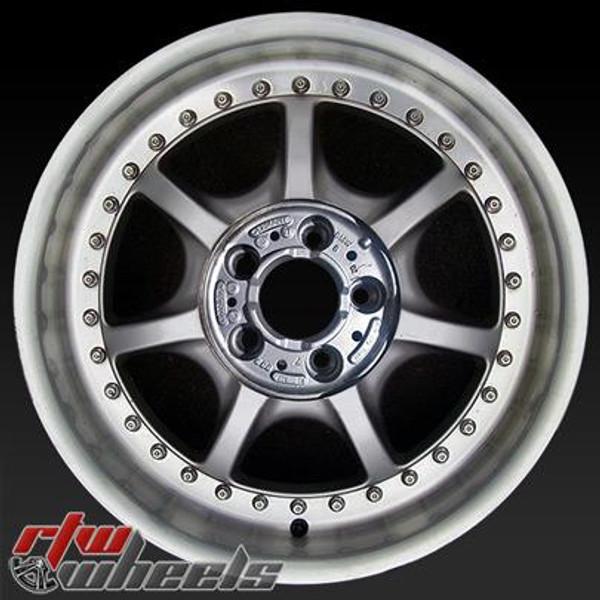 17 inch BMW 5 Series  OEM wheels 59256 part# 36111093535, 1093535