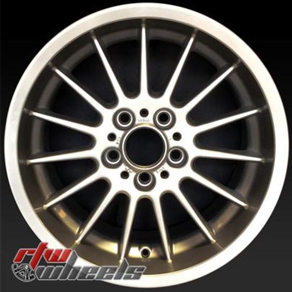 17 inch BMW 5 Series  OEM wheels 59275 part# 36111092961, 1092861