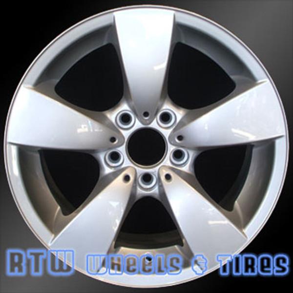 17 inch BMW 5 Series  OEM wheels 59471 part# 36116762001, 36116776776