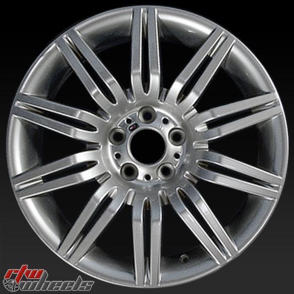 19 inch BMW 5 Series  OEM wheels 59555 part# 36117905326, 36118036949