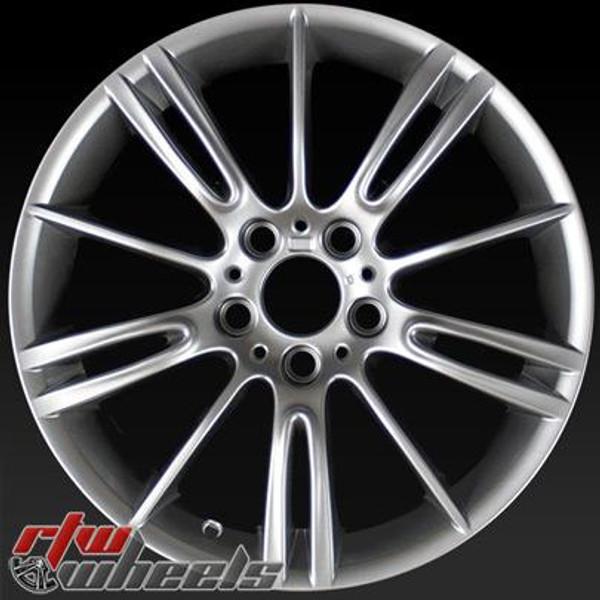 18 inch BMW 3 Series  OEM wheels 59591 part# 36117836334, 36117843841, 36118036934