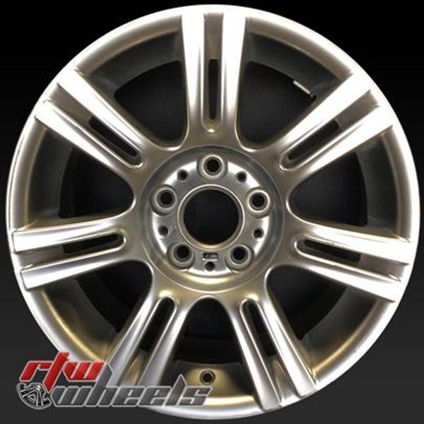 17 inch BMW 3 Series  OEM wheels 59593 part# 36117836336, 36118036936