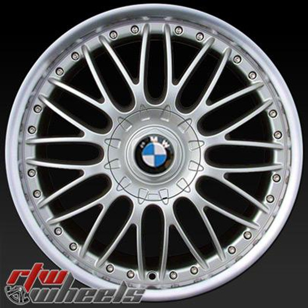 19 inch BMW 3 series 2 Piece  OEM wheels 59629 part# 36116774009