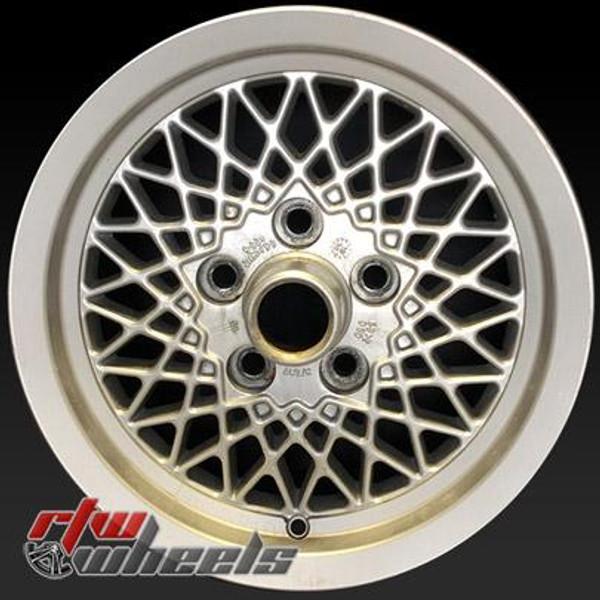 15 inch Jaguar XJ  OEM wheels 59673 part# CBC9643