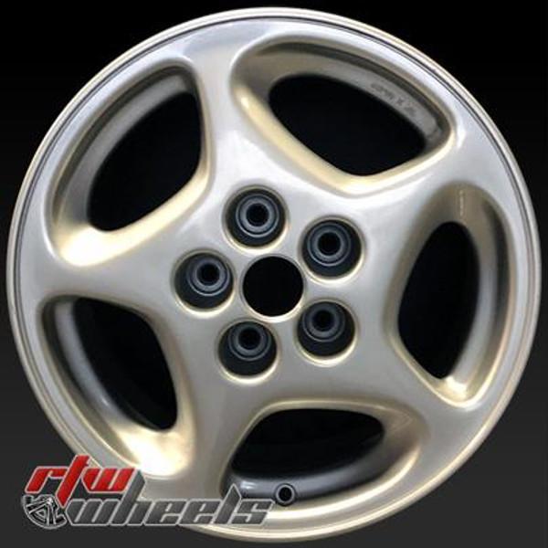 16 inch Nissan 300ZX  OEM wheels 62260 part# 95522510, 4030040P86