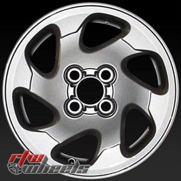14 inch Nissan 200SX  OEM wheels 62324 part# 403000M511