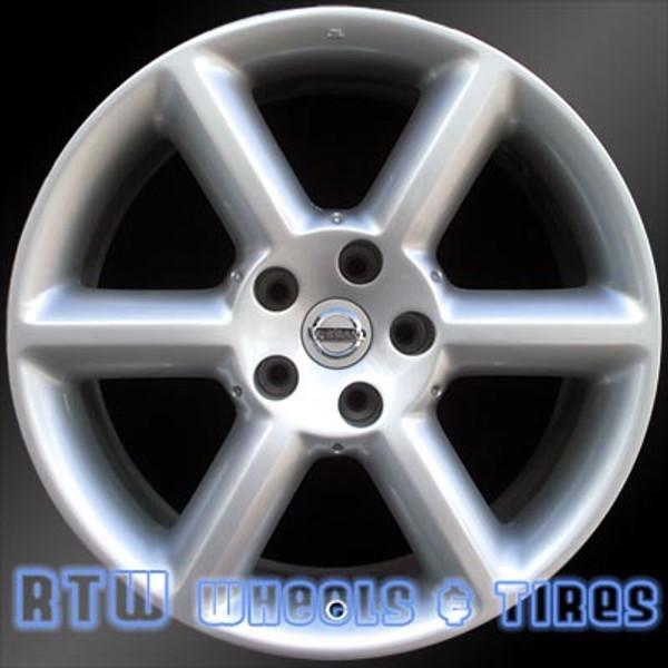 18 inch Nissan 350Z  OEM wheels 62417 part# 40300CD126, 40300CD128, 40300CD185