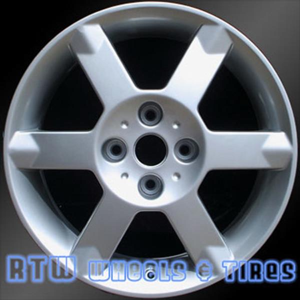 17 inch Nissan Sentra  OEM wheels 62431 part# 403006Z800