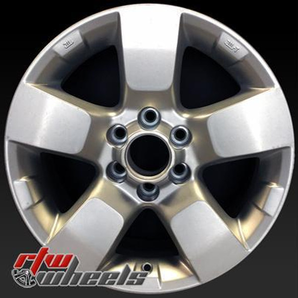 16 inch Nissan   OEM wheels 62510 part# 40300ZL06A, 40300ZL06B
