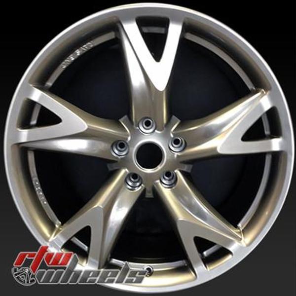 19 inch Nissan 370Z  OEM wheels 62526 part# DA D03001EC4B