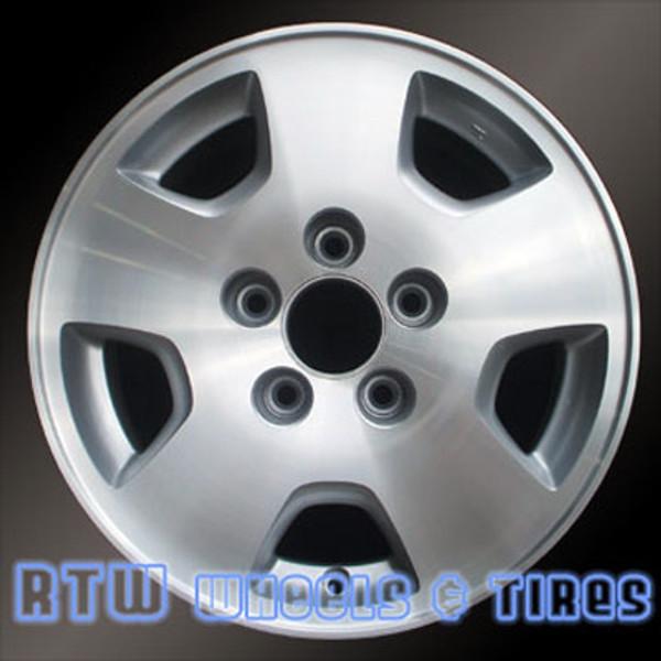 15 inch Honda Accord  OEM wheels 63836 part# 987565C