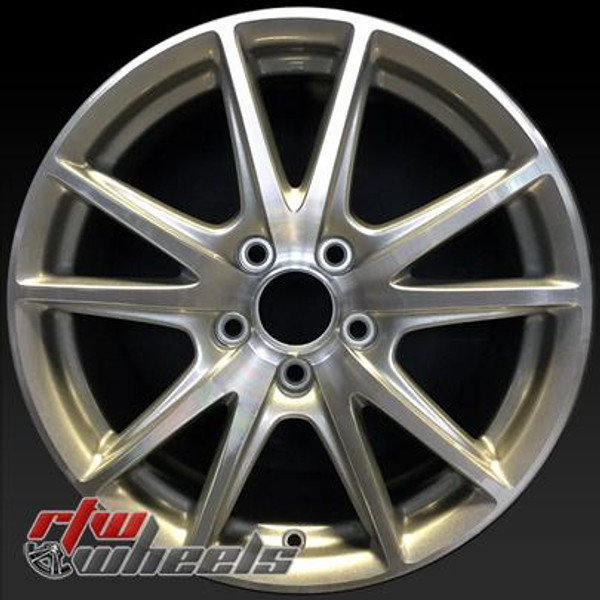 17 inch Honda S2000  OEM wheels 63872 part# 44700S2AA91
