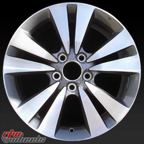 17 Honda Accord Wheels For Sale 2008 2012 Machined Rims 63938