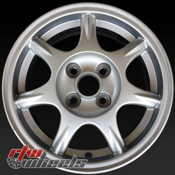 14 inch Mazda Miata  OEM wheels 64755 part# 9965136040