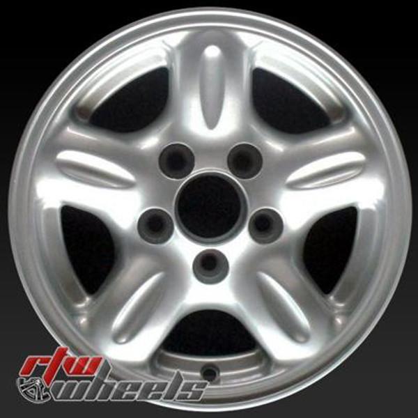 14 inch Mazda B Serie  OEM wheels 64808 part# F87Z1007FA, ZZP237600, F87AFA, ZZP237600
