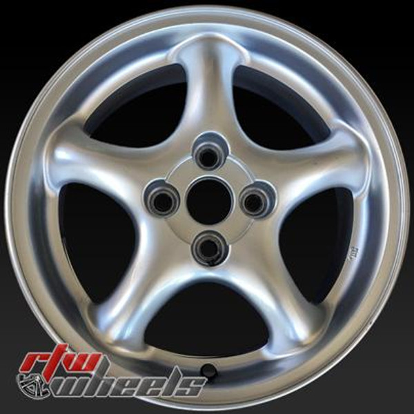 15 inch Mazda Miata  OEM wheels 64815 part# 9965H66050