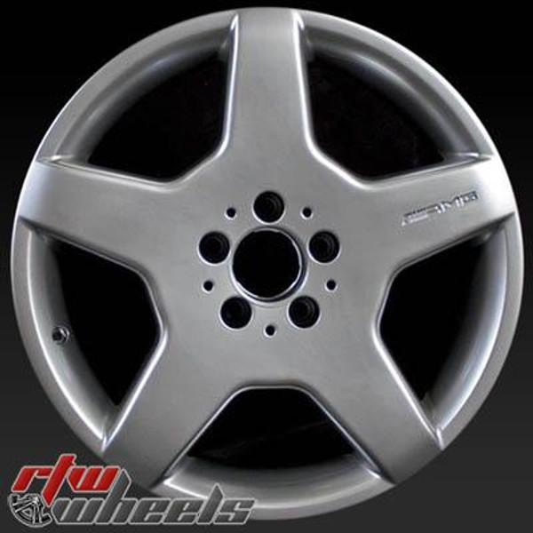18 inch Mercedes S Class  OEM wheels 65310 part# A2204013702