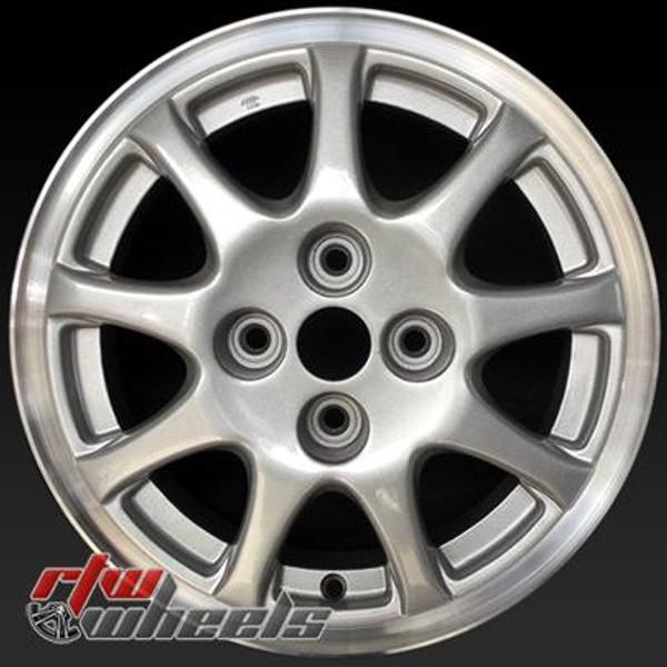 14 inch Mitsubishi Mirage  OEM wheels 65714 part# MB892840