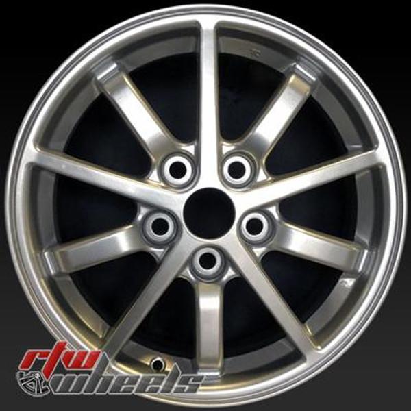 16 inch Mitsubishi Eclipse  OEM wheels 65771 part# MR601888