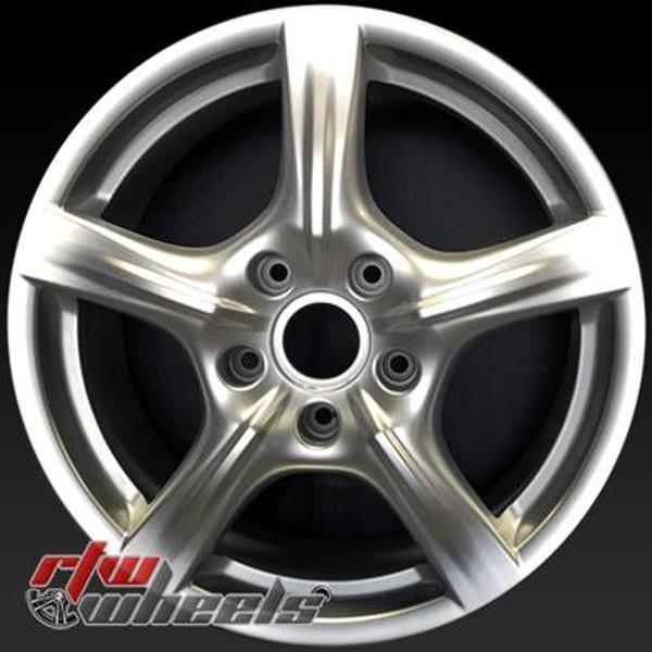 18 inch Porsche Panamera  OEM wheels 67427 part# 97036213600