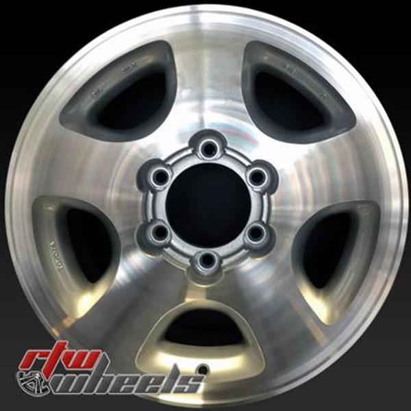 16 inch Toyota Land Cruiser  OEM wheels 69314 part# 69314U85