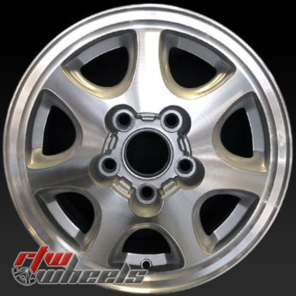 15 inch Toyota Camry  OEM wheels 69326 part# 4261106100